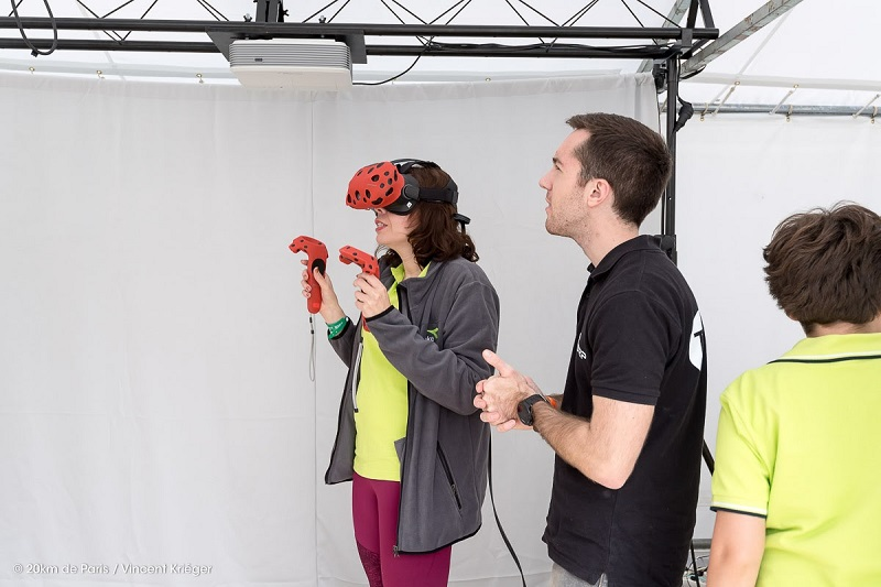 Animation réalité virtuelle - Animation réalité virtuelle pour l'entreprise 20 kilomètres de Paris 20kilometresparis (réalité virtuelle, team building, animation, événementiel, virtual reality, vr, digital, technologie, fun, team, cohésion, innovation, Animation réalité virtuelle)